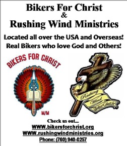 Bikers For Christ & Rushing Winds Ministries