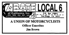 Motorcycle Clubs and Organizations