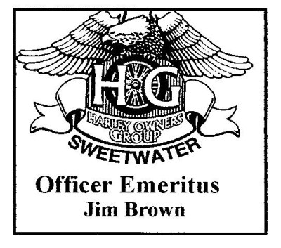 Sweetwater Harley Owner's Group (HOG)