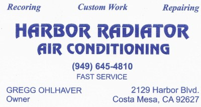 Harbor Radiator and Air Conditioning